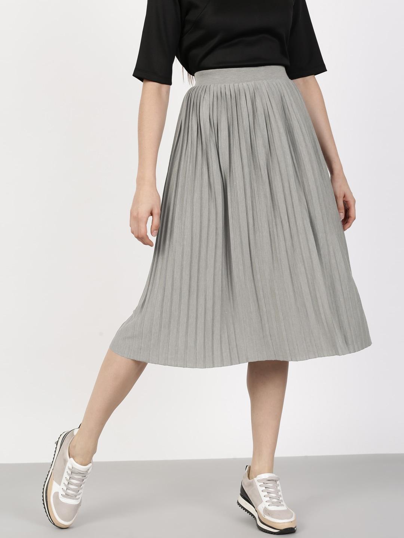 Midi Skirts - Buy Midi Skirts online in India