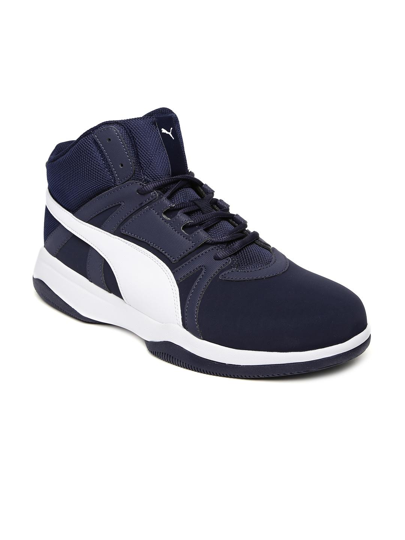 Puma High Top Sneakers - Buy Puma High Top Sneakers online in India ba1e5872c