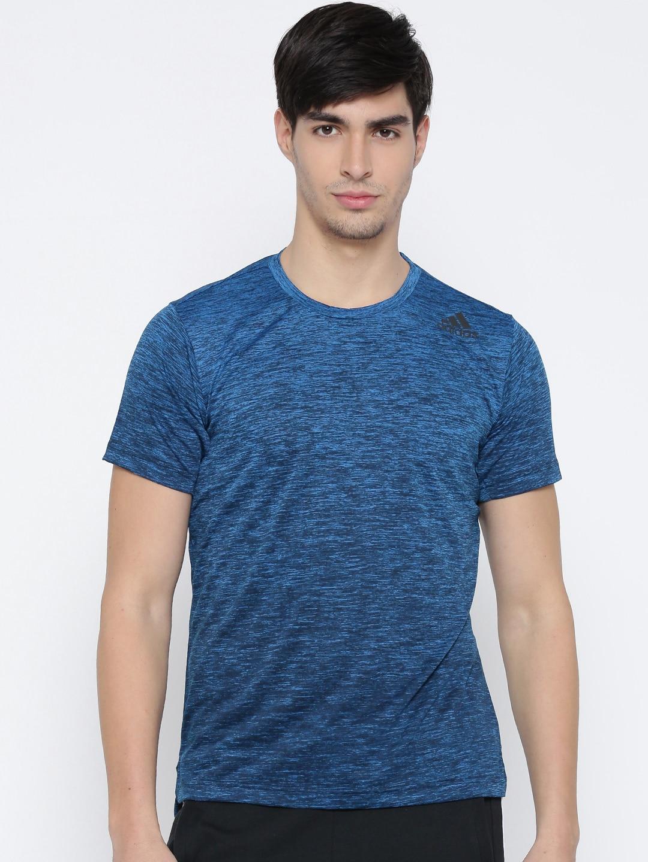 Cheap Adidas Blue T Shirt