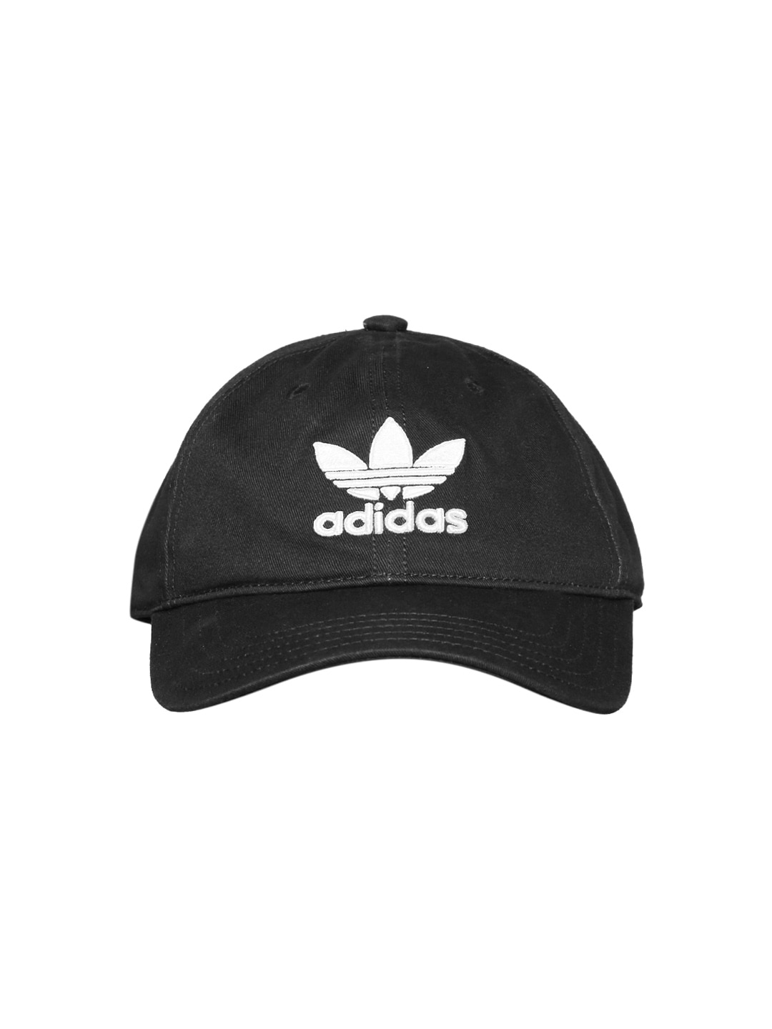 Adidas Men Black Cap Caps - Buy Adidas Men Black Cap Caps online in India 7ddc87e7ca96