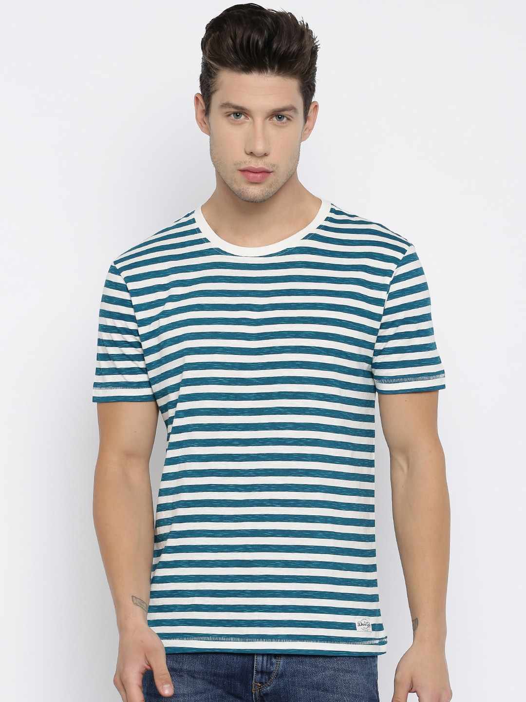 5f80e4060a9 Men T-shirts - Buy T-shirt for Men Online in India