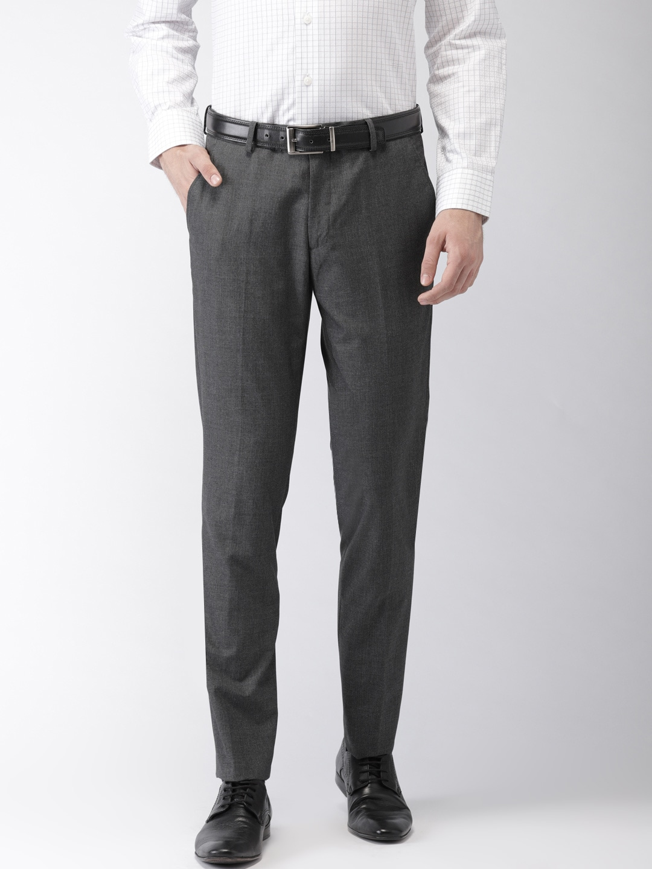 ad57966ecdab Black Coffee Formal Trousers - Buy Black Coffee Formal Trousers online in  India