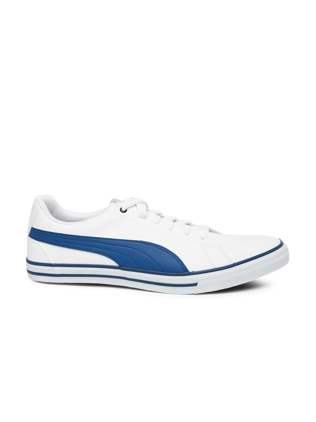 puma white shoes without laces ff545319f