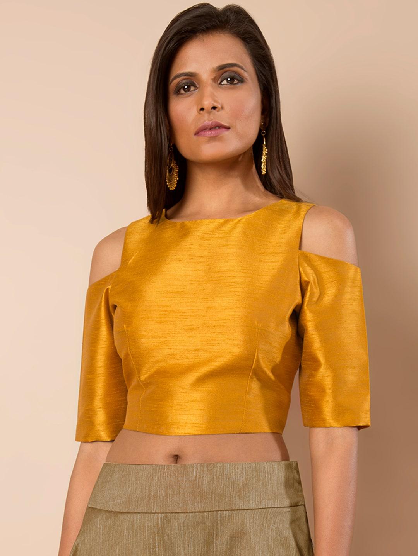 f89cb8cb4be274 Silk Tops - Buy Silk Tops Online in India