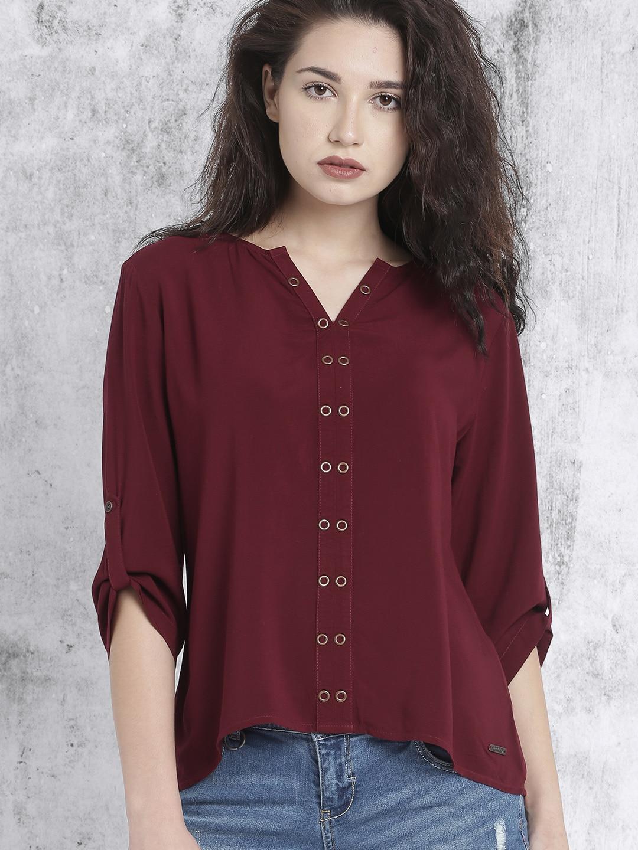 0ddca1d00631d Tops - Buy Designer Tops for Girls   Women Online