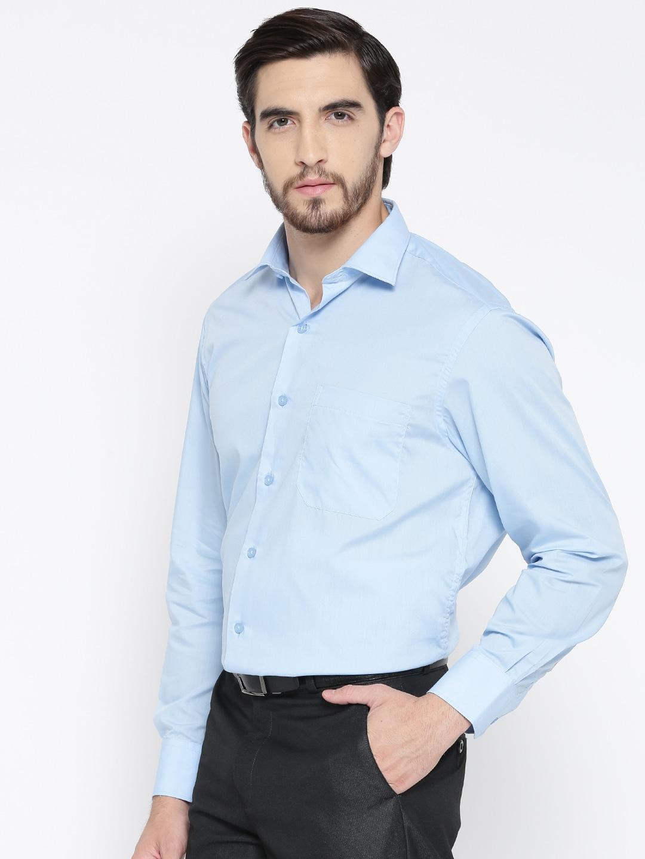 Formal Shirts for Men - Buy Men's Formal Shirts Online | Myntra