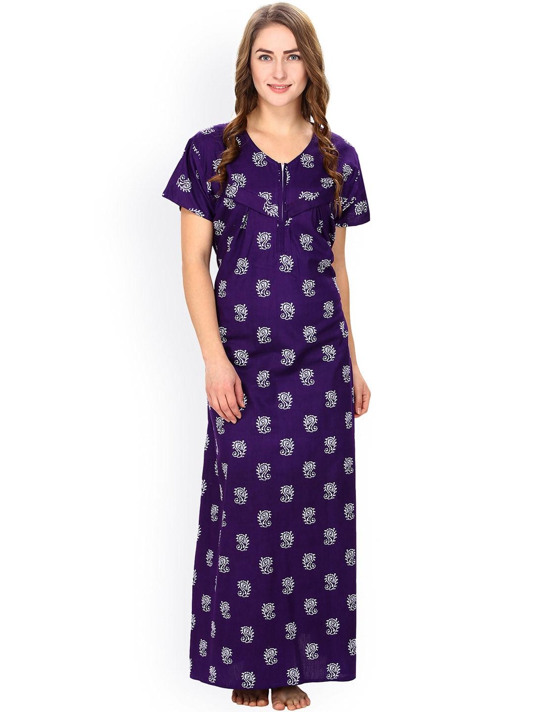 8f6da07c021f Cotton Nightdresses - Buy Cotton Nightdresses Online in India