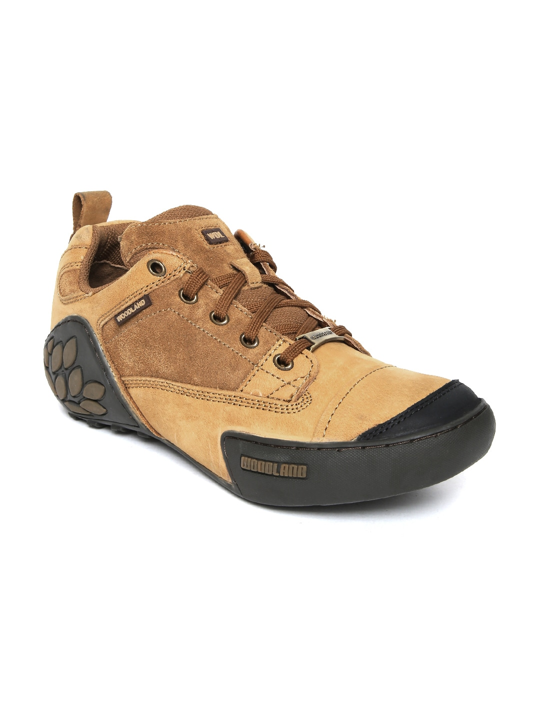 ec59acf0bc86f Woodland Shoes - Buy Genuine Woodland Shoes Online At Best Price - Myntra