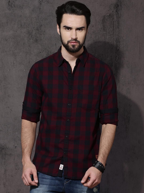 e2b46c804b Casual Shirts for Men - Buy Men Casual Shirt Online in India