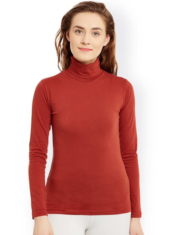 ae6f70067fb2 Turtle Neck Tshirts For Women - Buy Turtle Neck Tshirts For Women online in  India