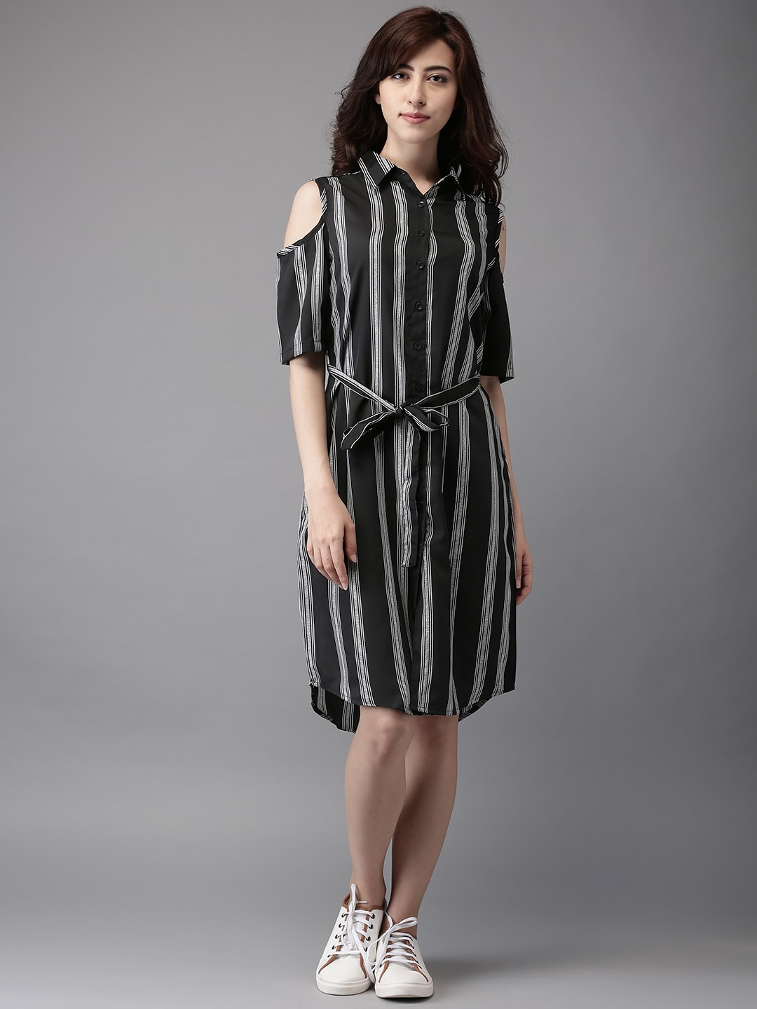 a7c2cff6a73 Striped Dresses - Buy Striped Dresses online in India