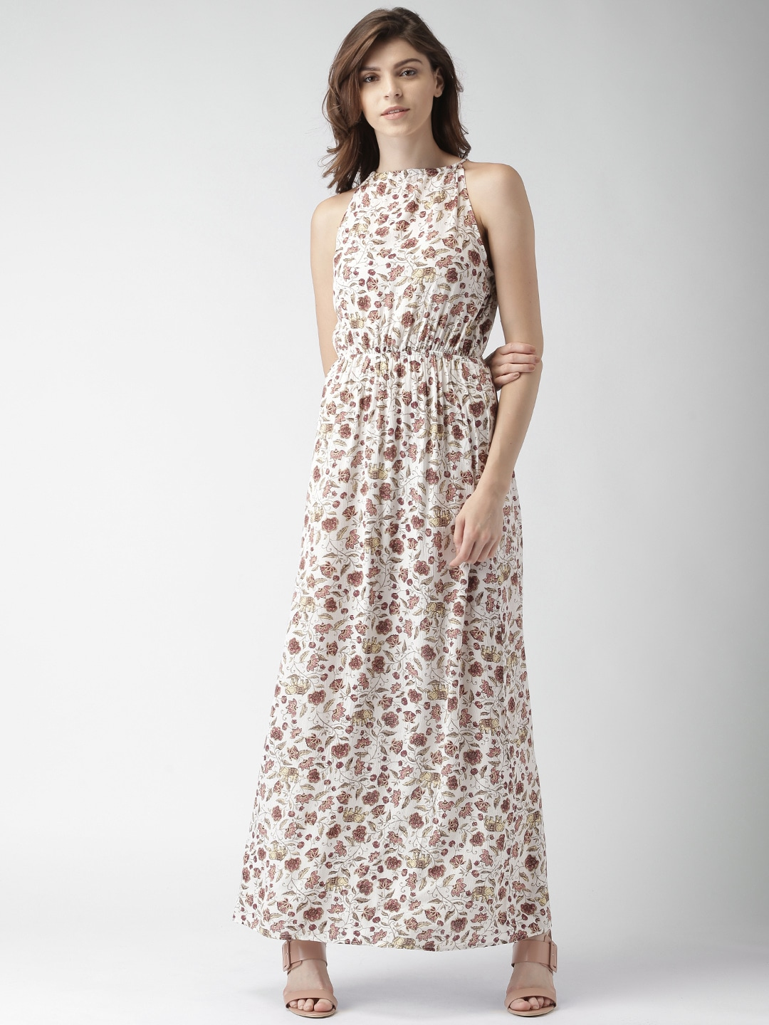 fb5a4740d42 Forever 21 Off White Dresses - Buy Forever 21 Off White Dresses online in  India