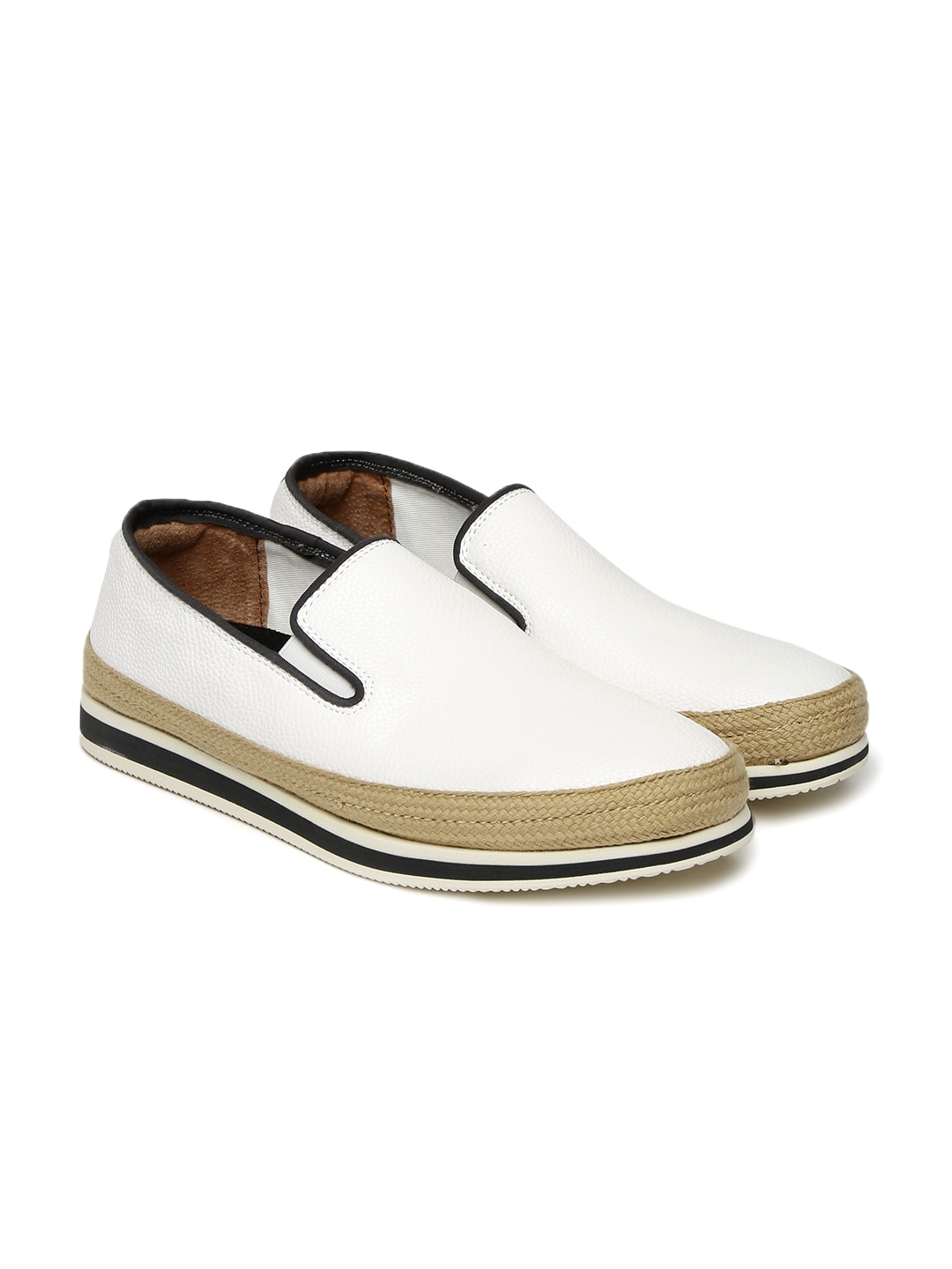 3ec21be32c8c White Shoes - Buy White Shoes Online in India