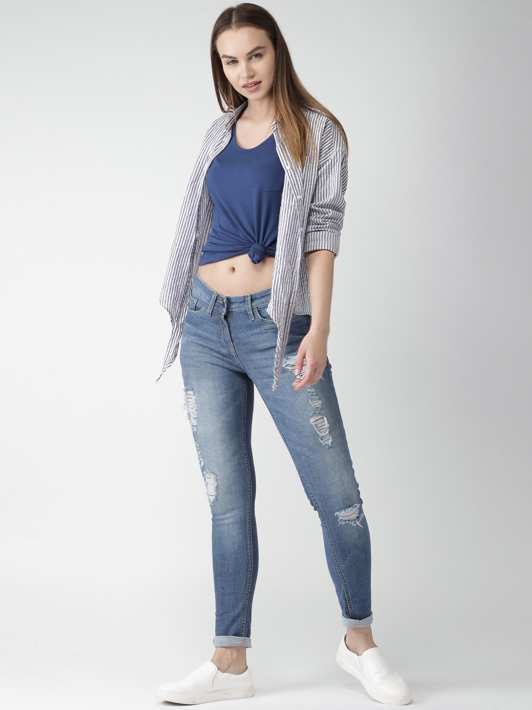 a1d5fabe22 Ripped Jeans - Shop for Ripped Jeans Online in India