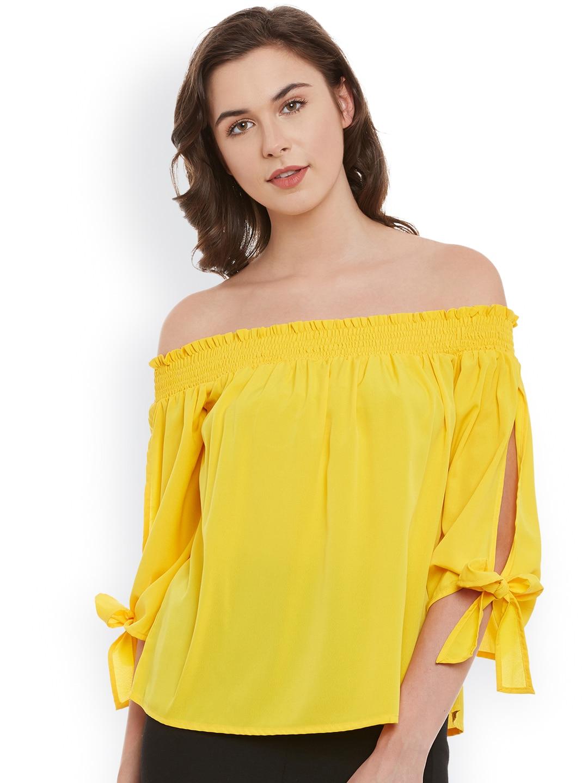 cf167eb8f594d1 Belle Fille Tops - Buy Belle Fille Tops online in India