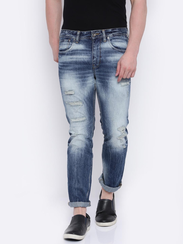 5664258eb11 Jeans - Buy Jeans for Men, Women & Kids Online in India | Myntra