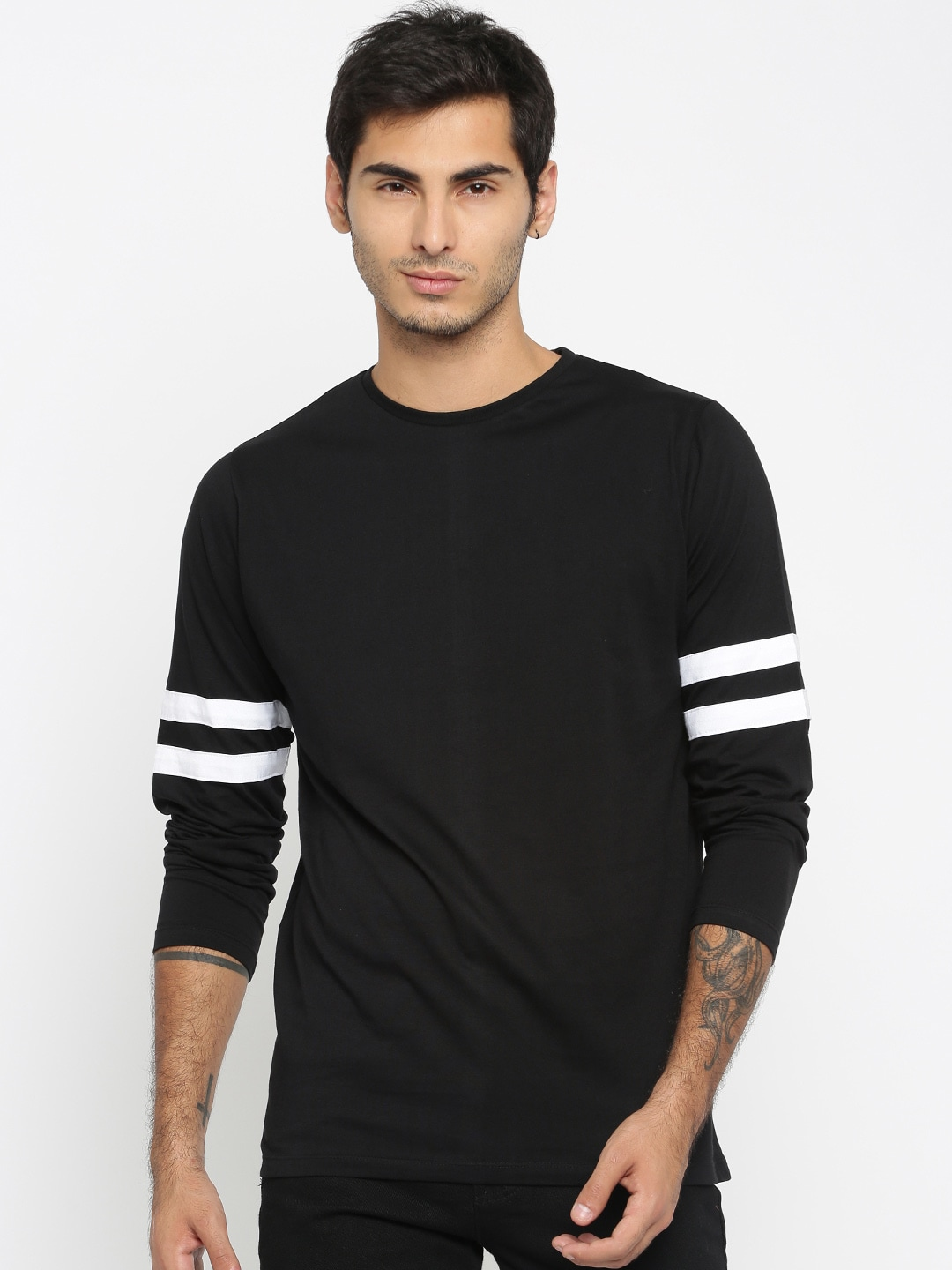 Men T-shirts - Buy T-shirts for Men Online in India - Myntra