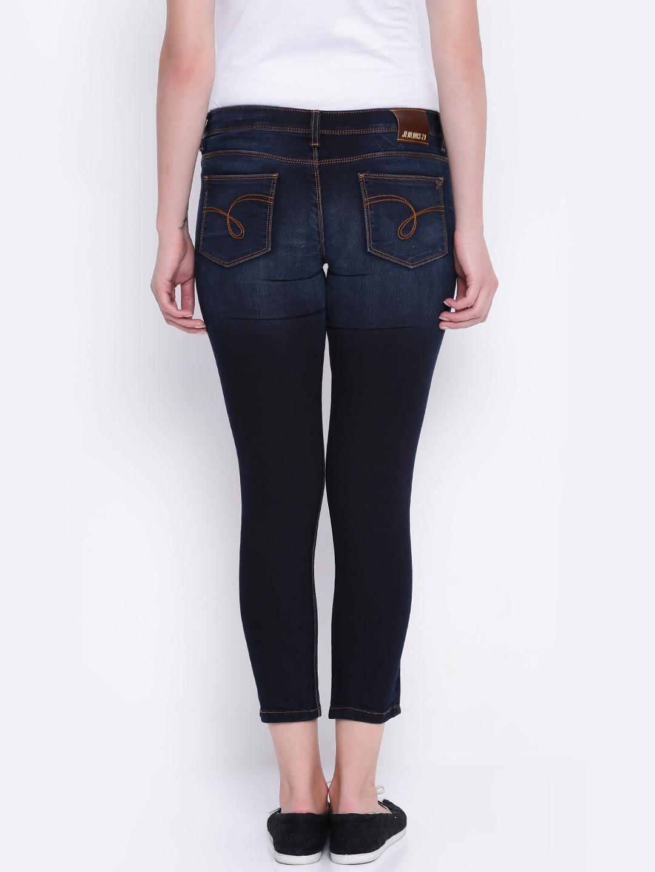 Jealous 21 Women Blue Skinny Fit Stretchable Jeans
