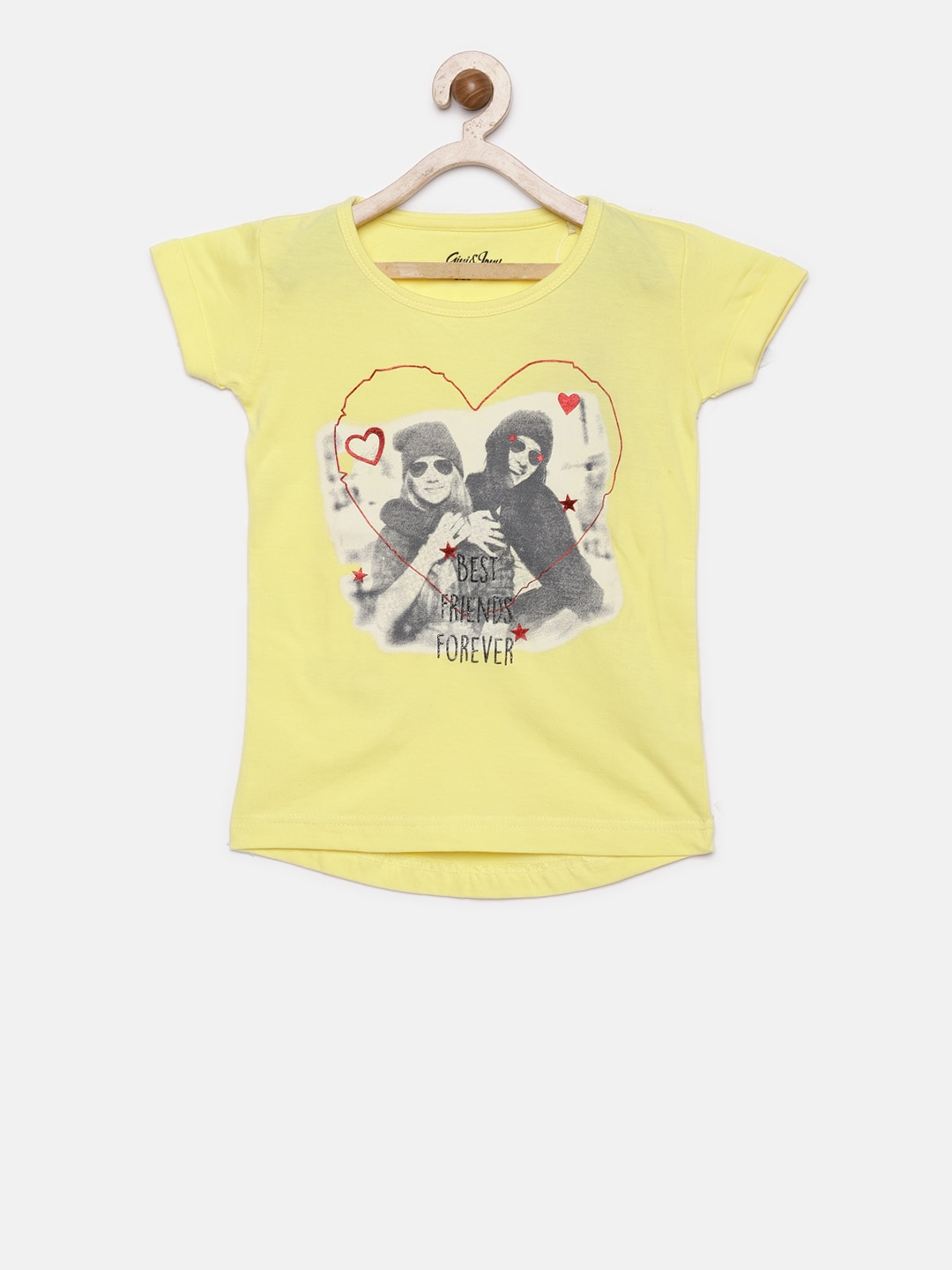 e905a513d3 Yellow Tops - Buy Yellow Tops Online in India