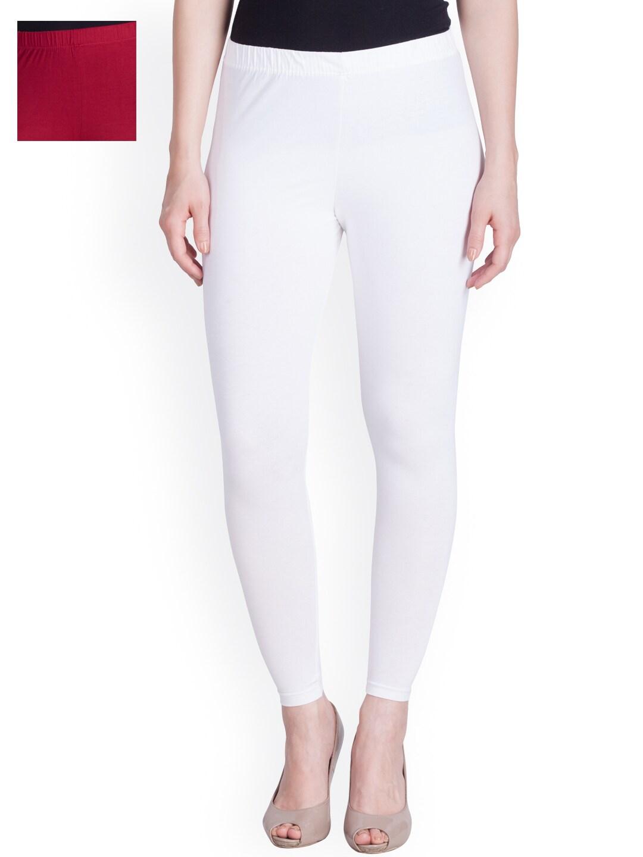 ce20bd2a98527 Lyra Leggings - Buy Lux Lyra Leggings Online in India | Myntra