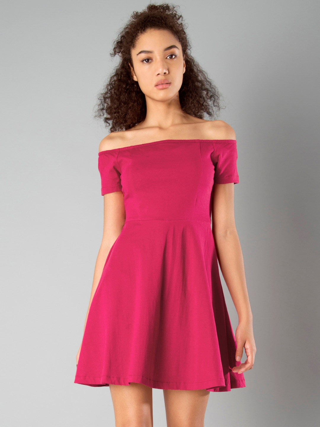 c54accd310a1 Pink Dress - Buy Pink Dresses For Women Online