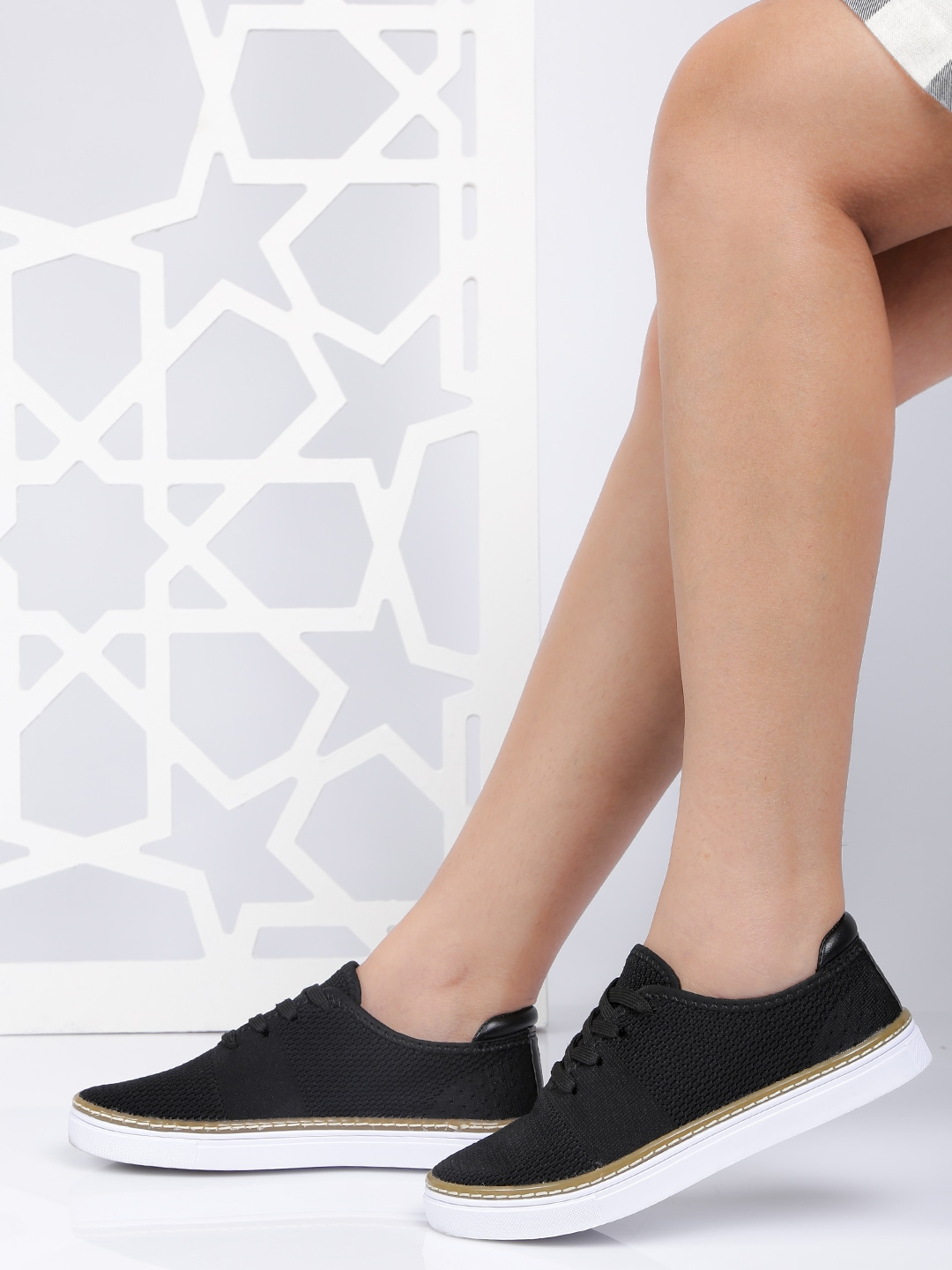 41b678a60f30 Black Shoes - Buy Black Shoes Online in India