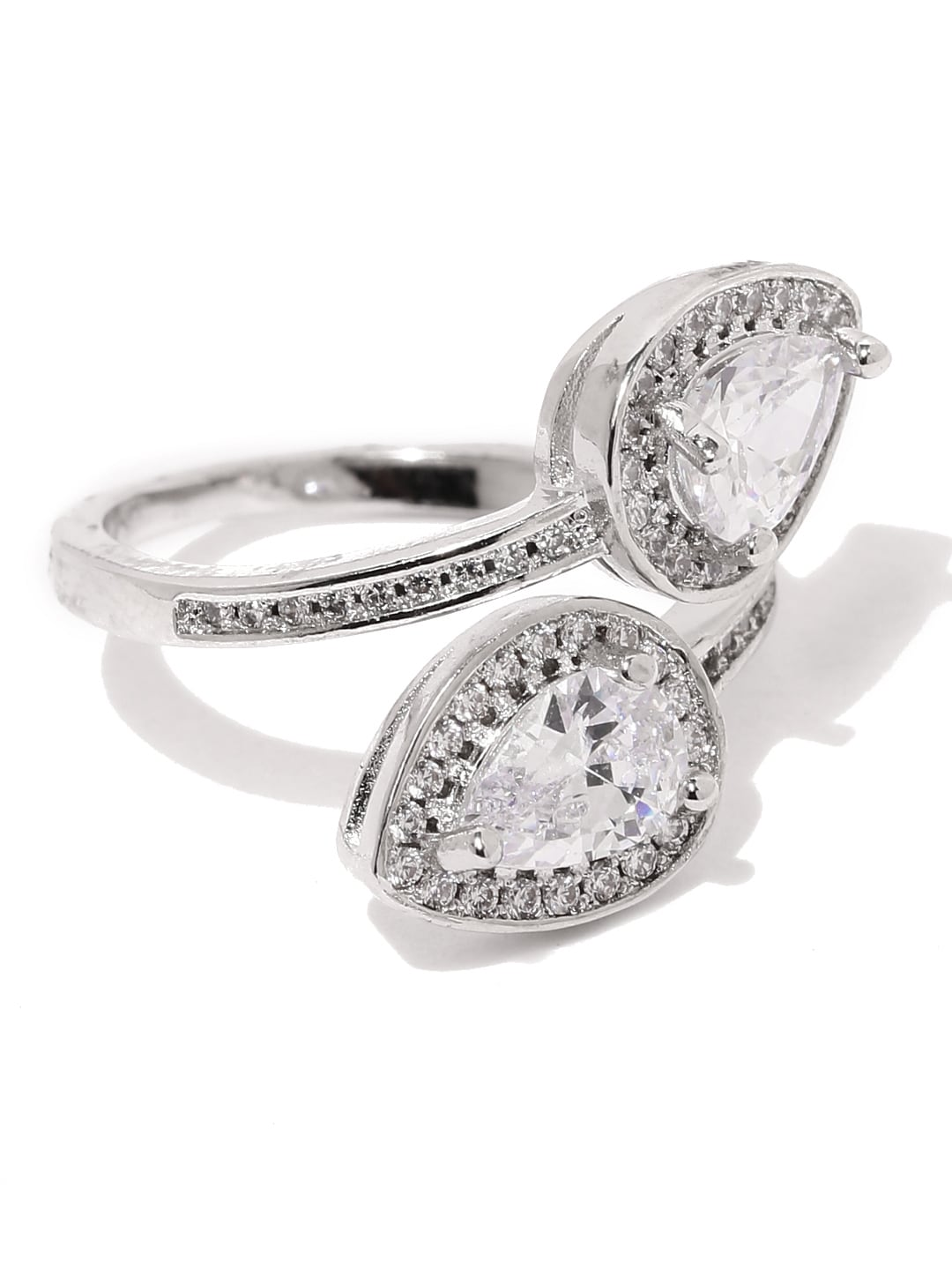 77b979560 Rubans Casual Ring - Buy Rubans Casual Ring online in India