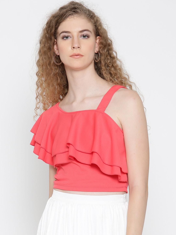 09f70d20acca1 Shoulder Strap Tops - Buy Shoulder Strap Tops online in India