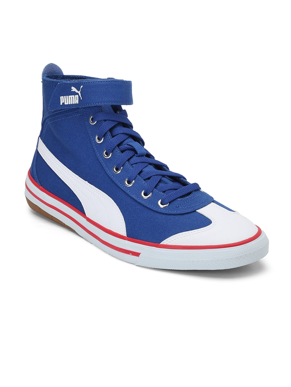 9f6cf3b52fcc Fila Puma Converse Canvas Shoes - Buy Fila Puma Converse Canvas Shoes online  in India