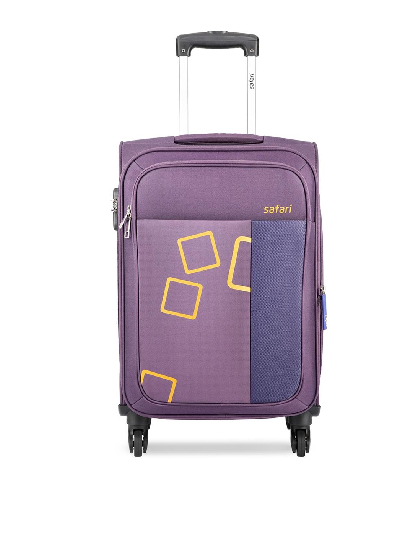 490793443f Safari Trolley Bag - Buy Safari Trolley Bag online in India