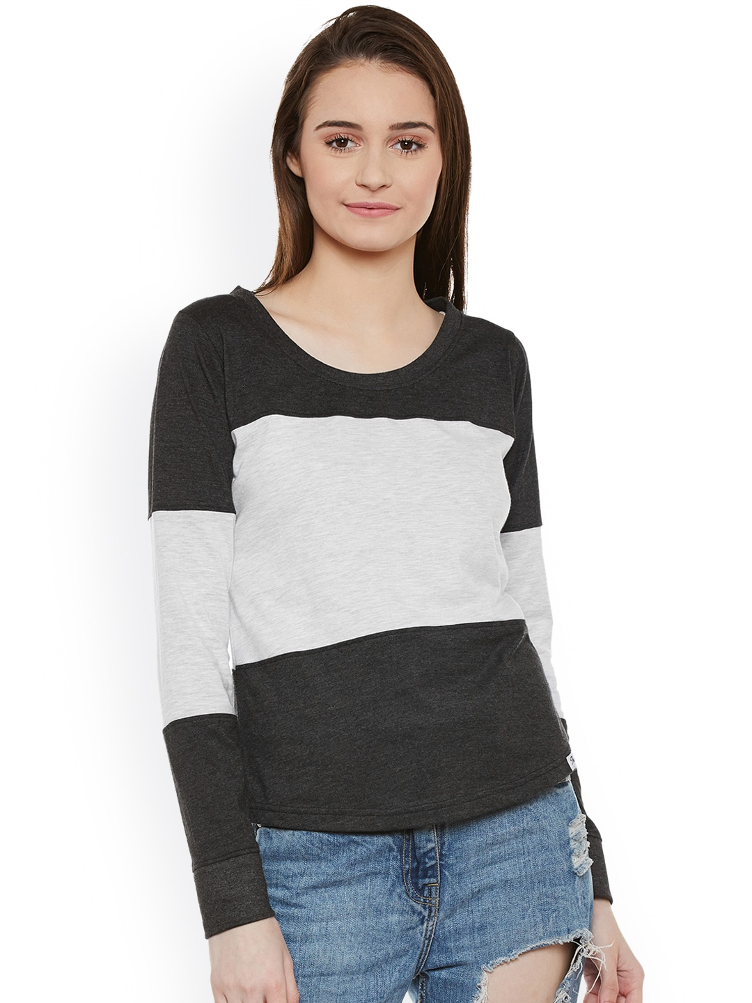 e275819dcd9f4f Ladies Tops - Buy Tops   T-shirts for Women Online