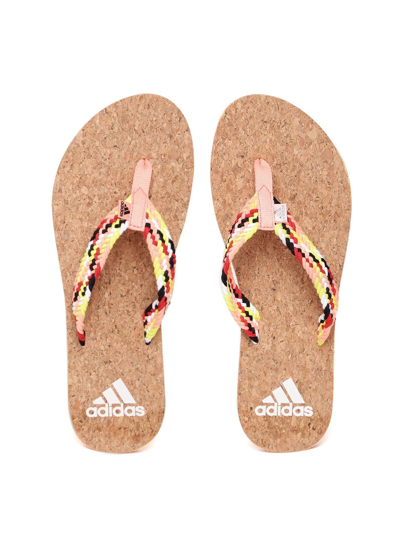 size 40 c2bec 073ed Original Adidas Flip Flops - Buy Original Adidas Flip Flops online in India