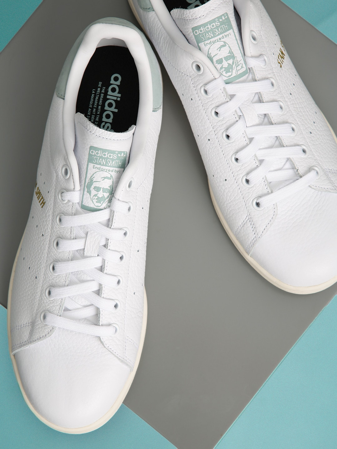 premium selection 9213f 14e73 Adidas Stan Smith Sneakers - Buy Stan Smith Shoes and Sneakers Online in  India - Myntra
