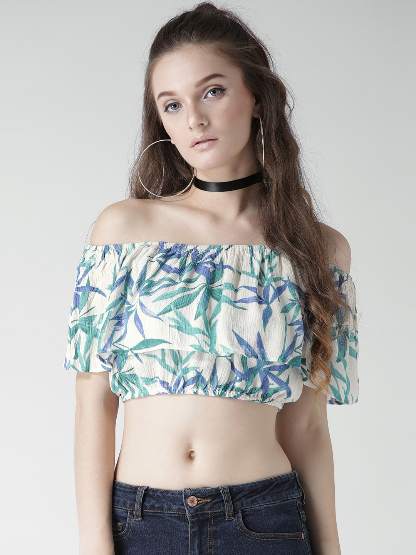 7dab0e453d8 Women's Shirts & Tops - Buy Shirts, Ladies Tops Online | Myntra