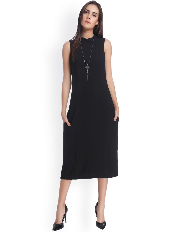 Black dress woman - Black Dress Woman 44