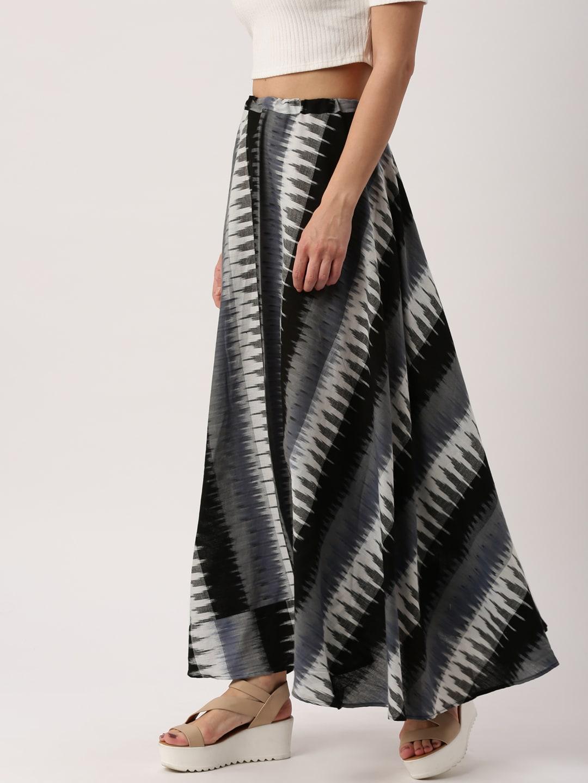 Cotton Skirts Ethnic Skirt - Buy Cotton Skirts Ethnic Skirt online ...