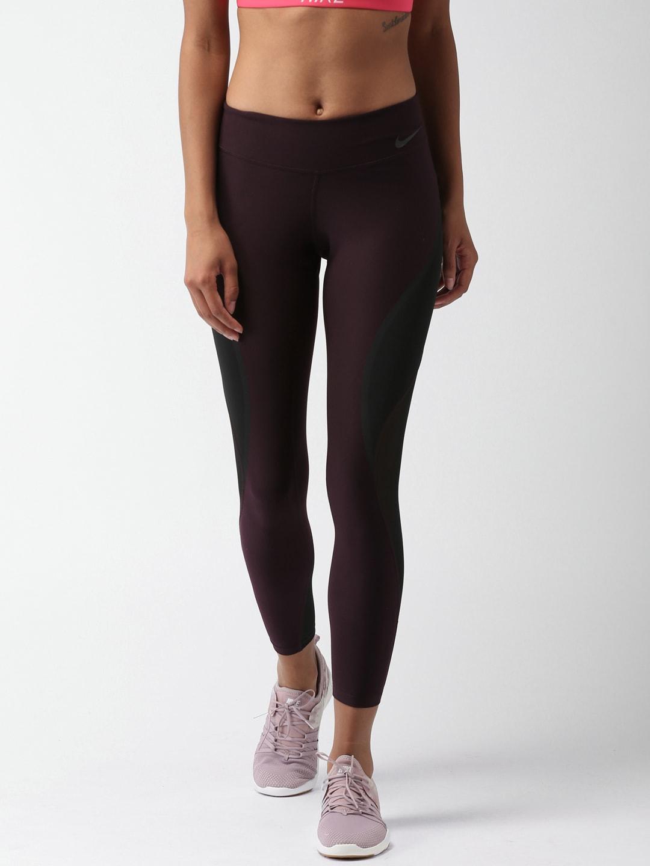 60936f5054f0 Nike Women Apparels Tshirts - Buy Nike Women Apparels Tshirts online in  India