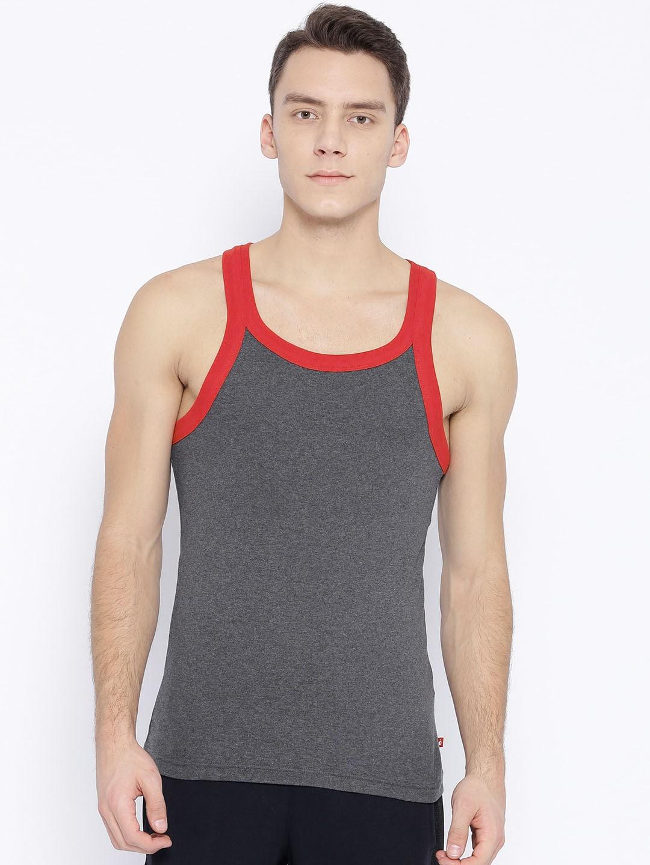 0c48520798458f Charcoal Innerwear Vests - Buy Charcoal Innerwear Vests online in India