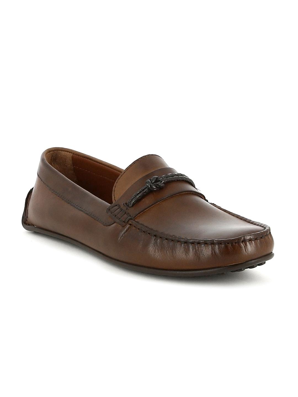 1b48baf72ea Men Brown Loafers - Buy Men Brown Loafers online in India