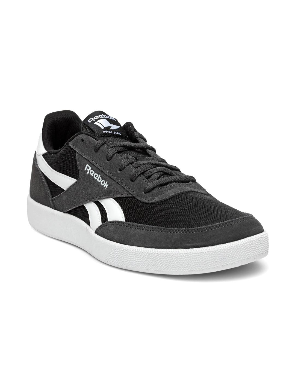 36571c3b29ae4 Reebok Classic Black Shoes - Buy Reebok Classic Black Shoes online in India