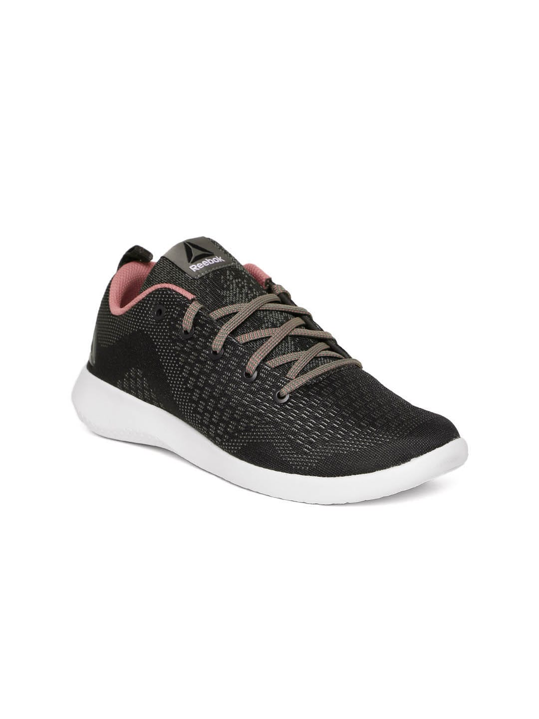 Reebok Black Shoes - Buy Reebok Black Shoes Online in India a9b87925d