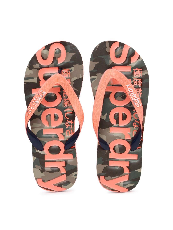 52d15bc5b Superdry Flip Flops - Buy Superdry Flip Flops online in India