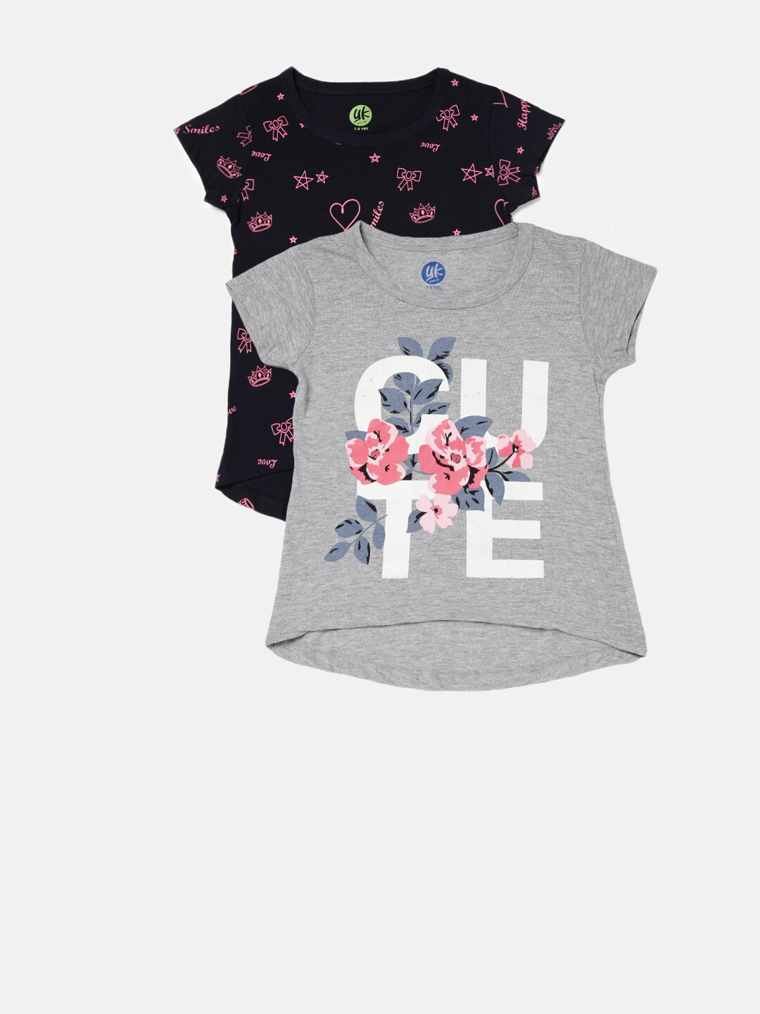 d2a799e84fc0a Girls T Shirts- Buy Tshirts for Girls online in India
