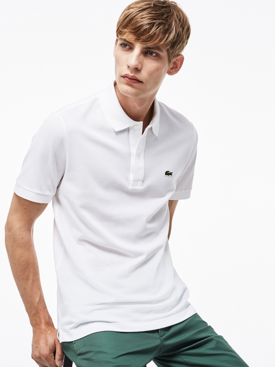 a7873f14462d Lacoste Polo Shirts India Online