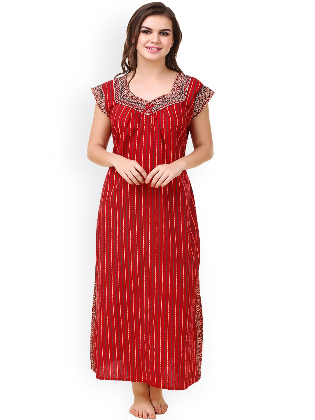 ce365f38a5 Night Dresses - Buy Night Dress   Nighty for Women   Girls Online