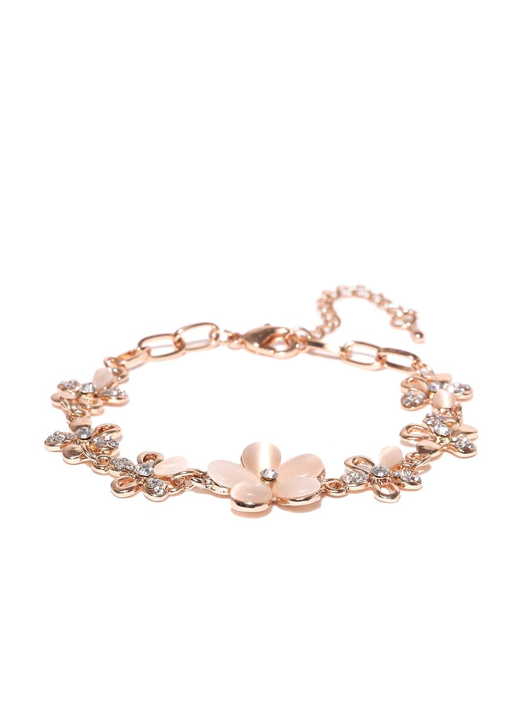 bracelet buy bracelets for ladies girls online myntra