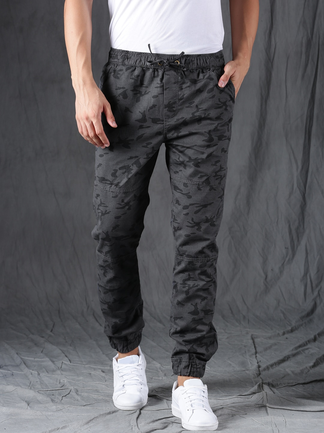 Trousers For Men Buy Mens Pants Online Myntra Pensil Jeans Polos Black Jsk9100 Size 27 38