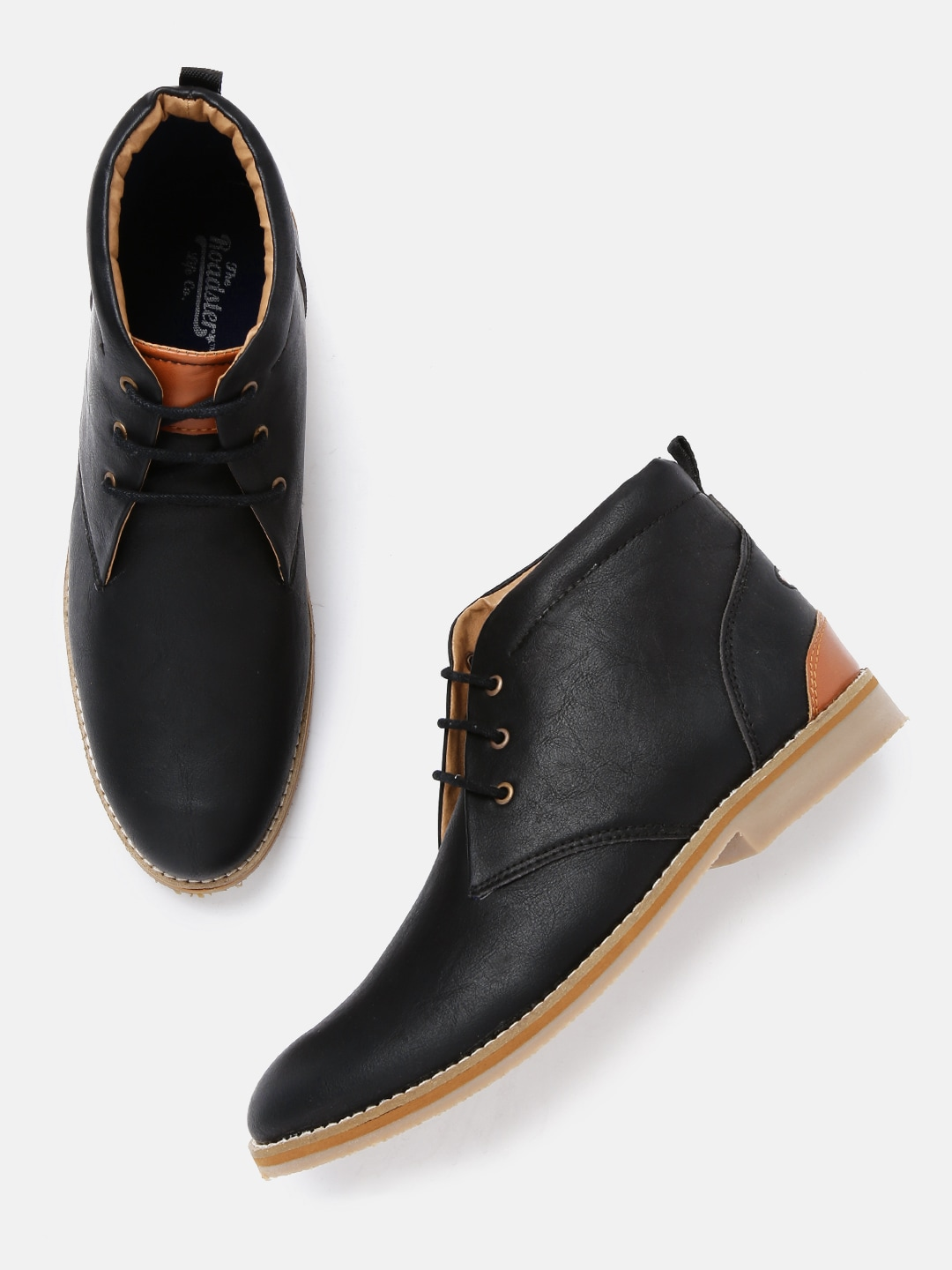 0d6cb041619f High Top Shoes - Buy High Top Shoes online in India