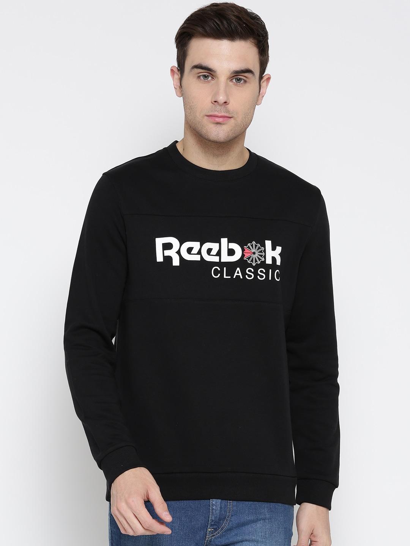 51af1f7ae0957 Reebok Sweatshirts Caps Tops - Buy Reebok Sweatshirts Caps Tops online in  India