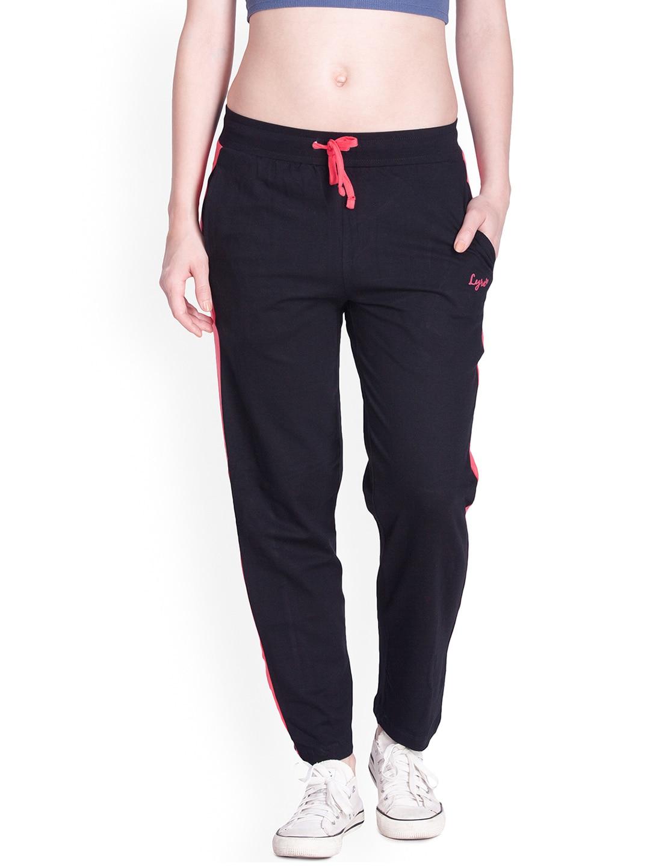 Lux Lyra Black Track Pants